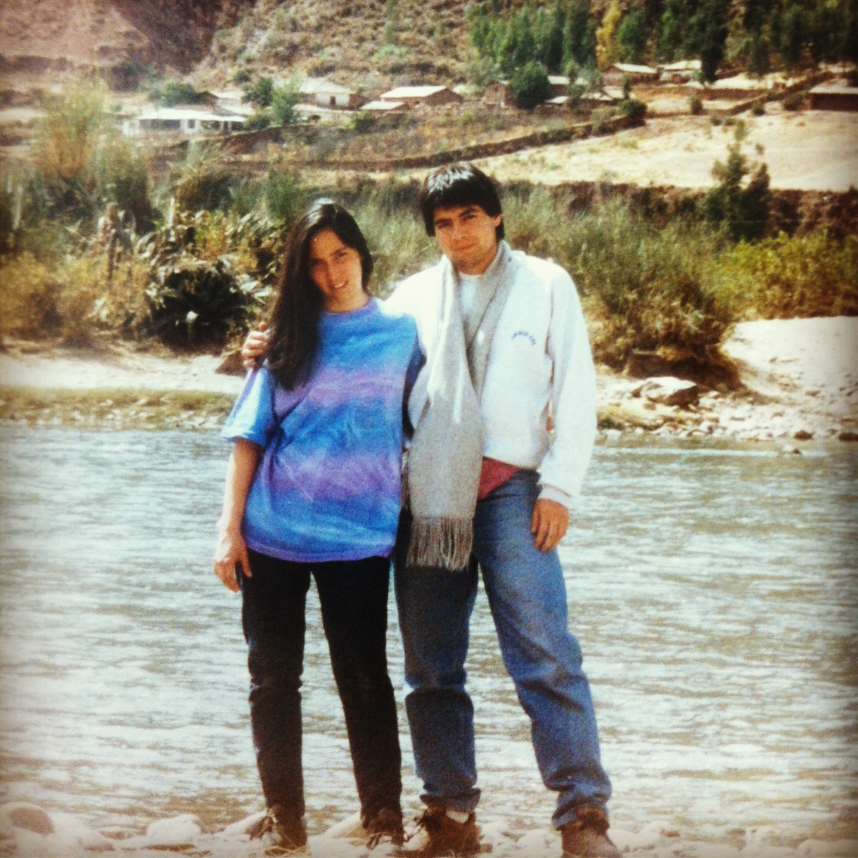 Andahuaylillas, Cusco. 1996