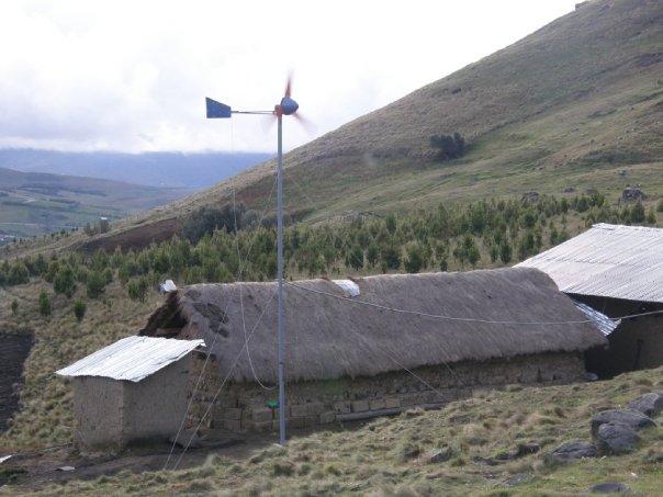 Electrificación rural sostenible, Cajamarca. 2008