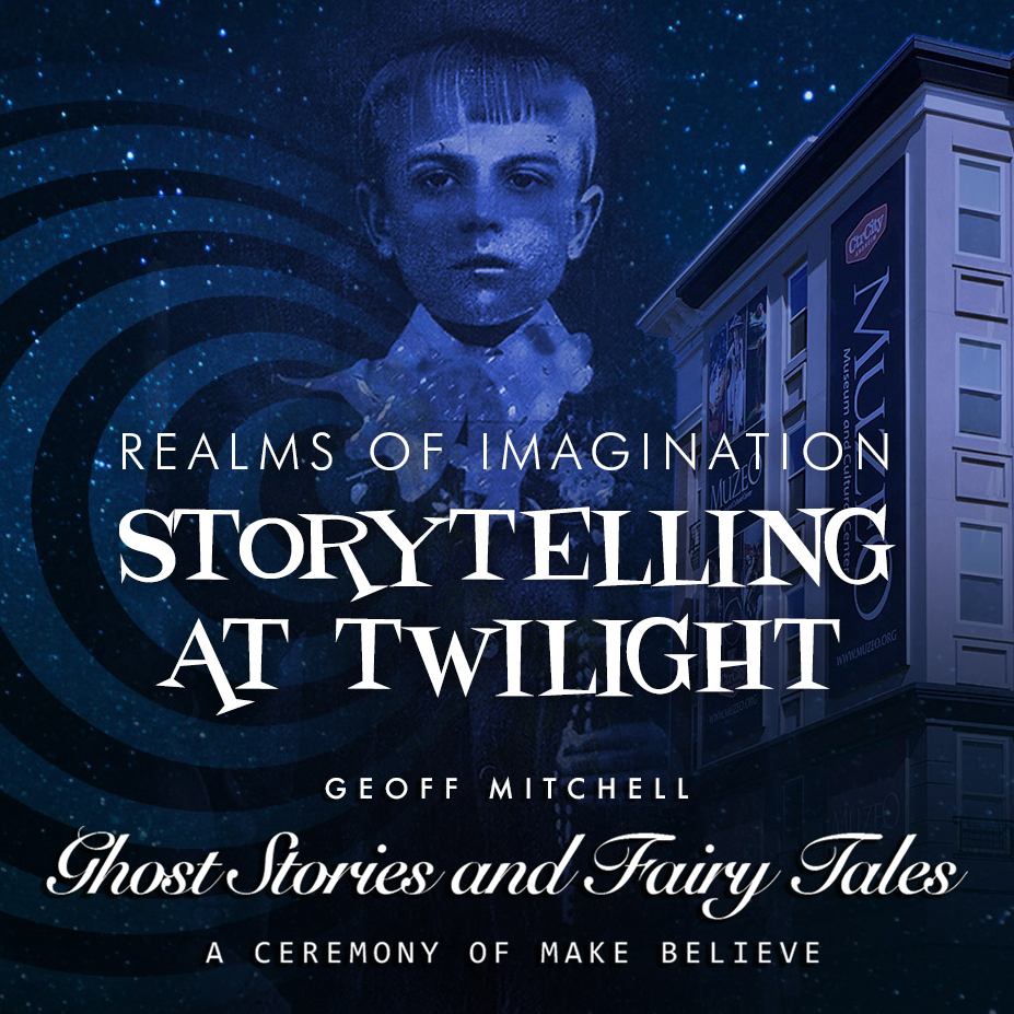 Realms of Imagination : Storytelling at Twilight -