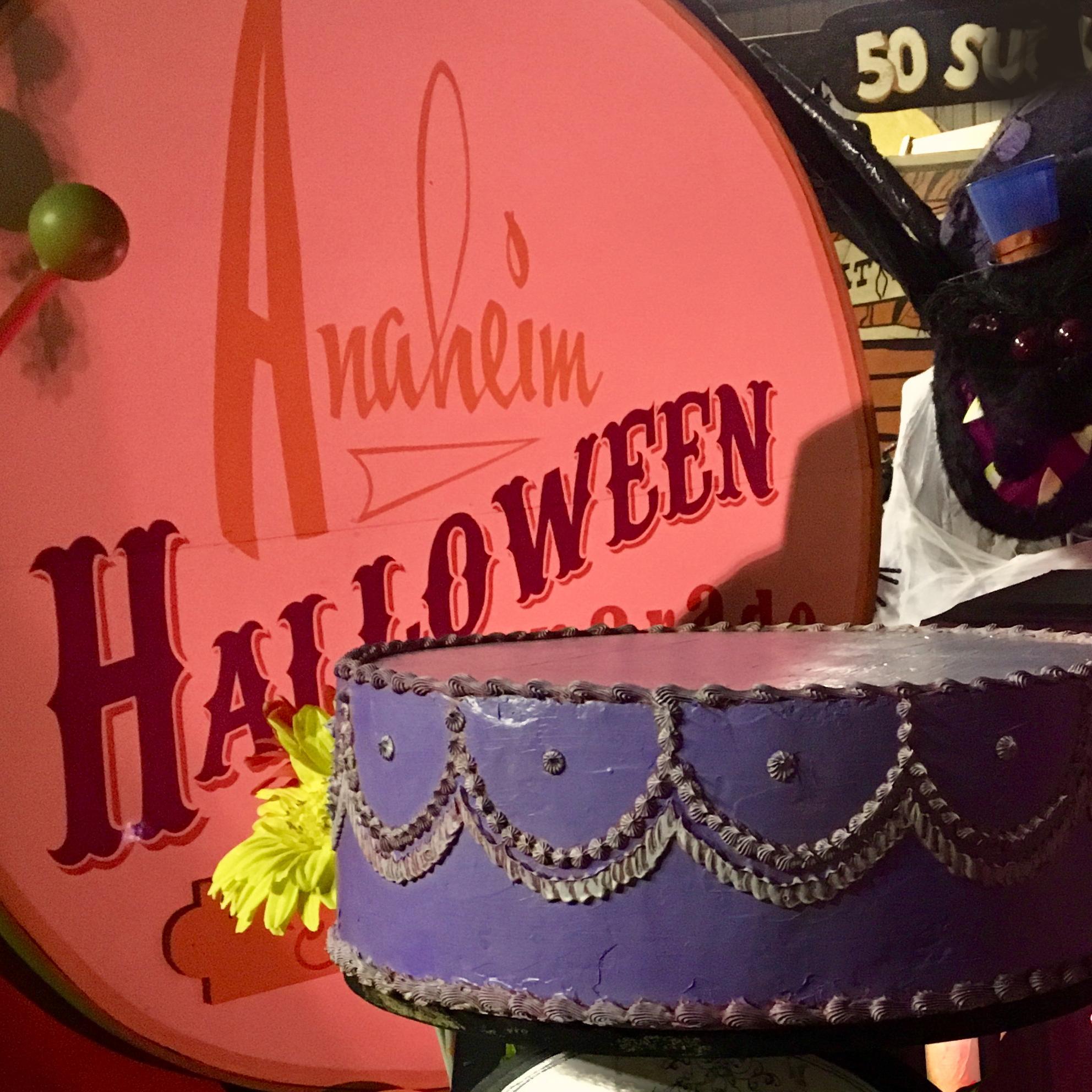 Anaheim HAlloween Parade -