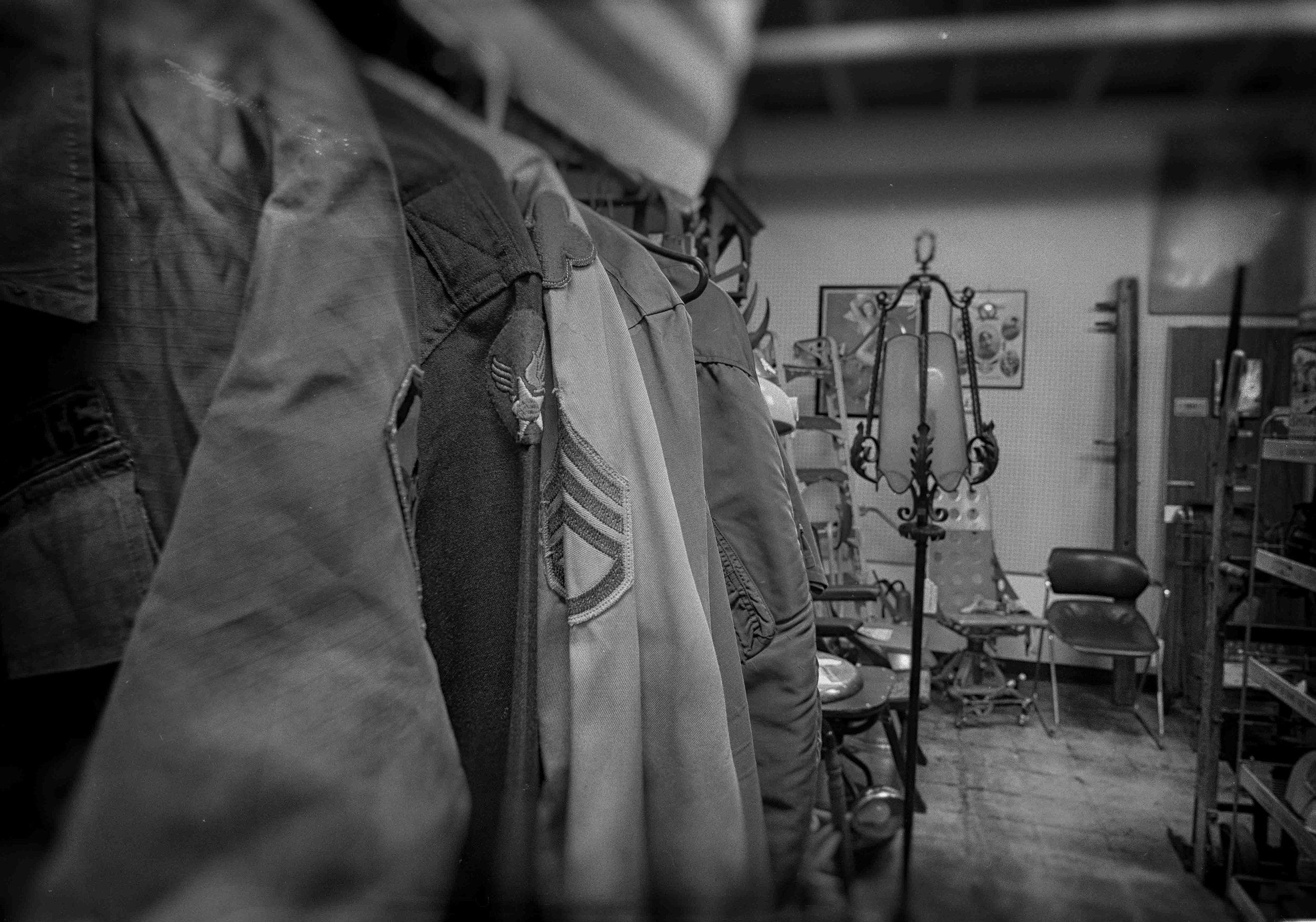 081317 Antique Shop Military Uniform Low Res BW.jpg
