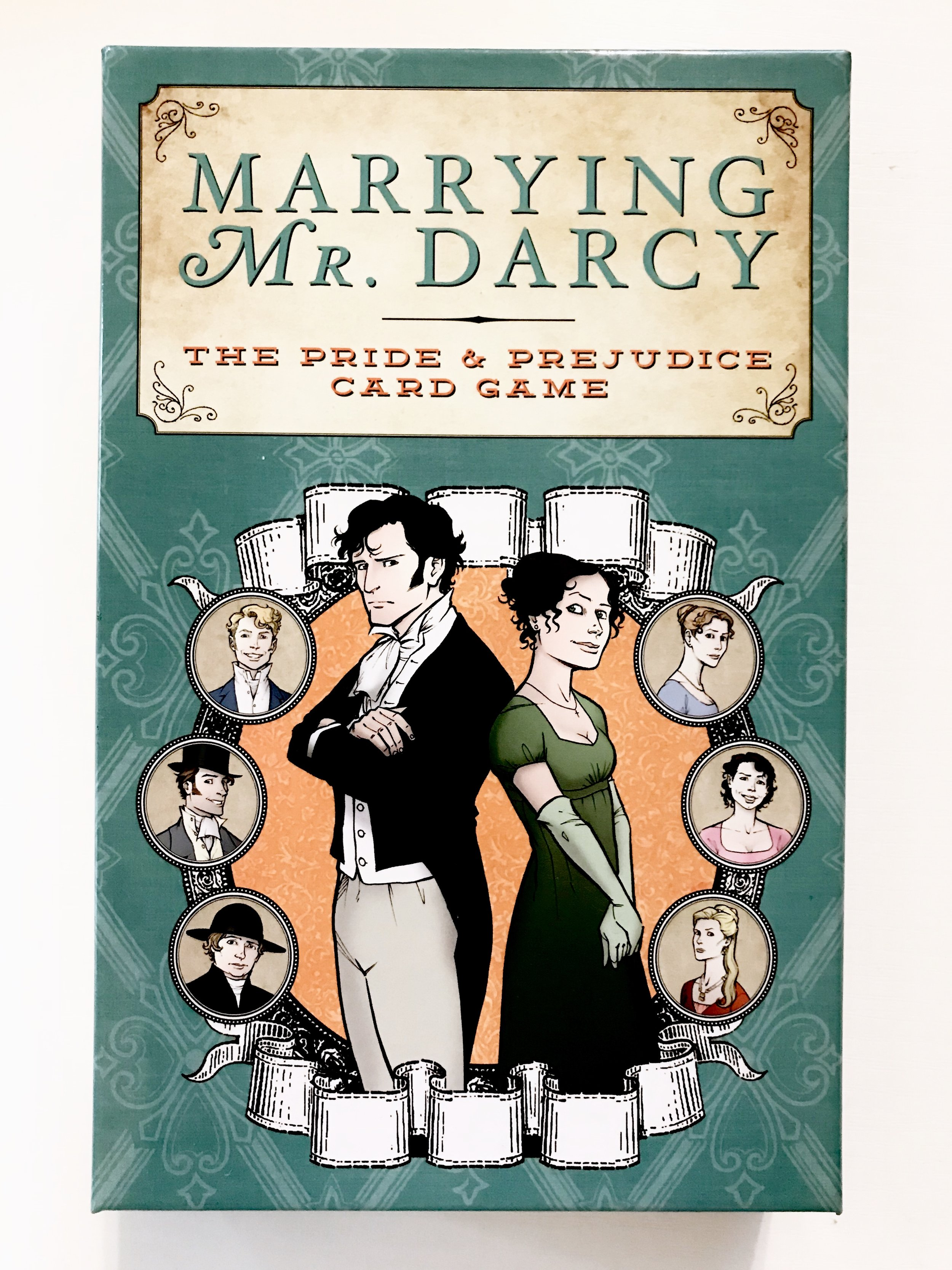 Marrying Mr. Darcy is a great gift idea for the  Pride and Prejudice  or literature fan in your life.