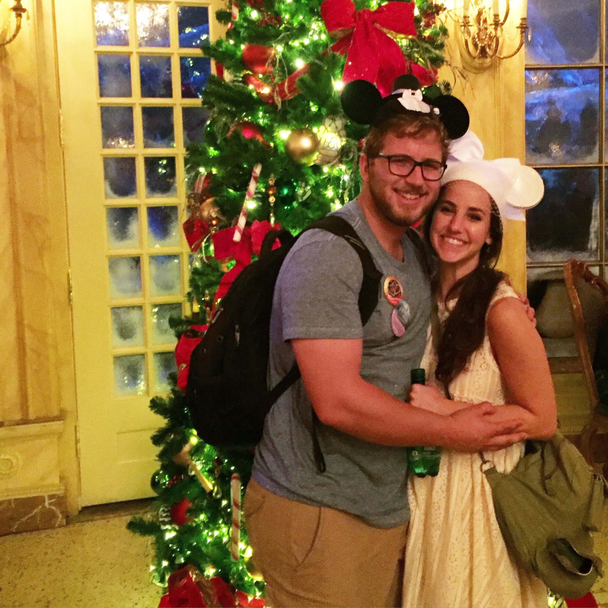 honeymooning with be our guest
