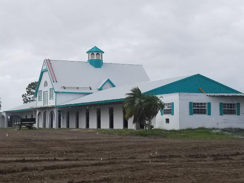 Olympia's Barns