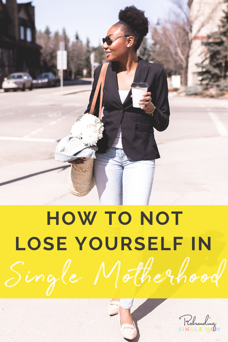 Are you a single mom who feels caught up in her daily grind? Feeling like you are unable to take a breath and just focus on yourself for a minute? When was the last time you even thought about yourself? Or does your life solely revolve around your kids?