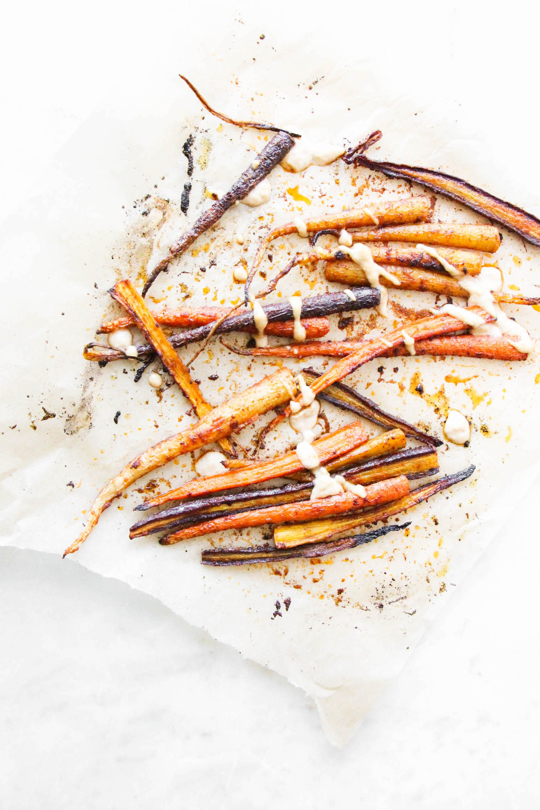 paleo roast carrots shiraRD the food therapist