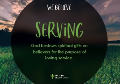 graphic relating to Short Spiritual Gifts Test Printable referred to as Sermons Emu Plains Anglican Church