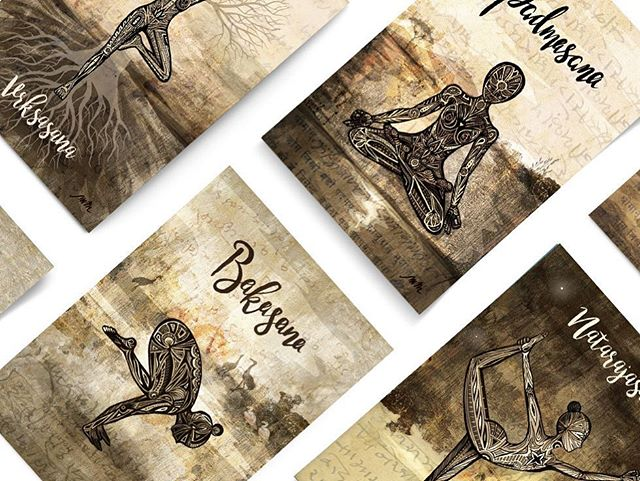 I've made some lovely new packs of postcards, each set includes 10 cards of 5 different yoga poses. They're perfect for writing little thoughtful messages on for people you care about, or for displaying in your home or studio as a little reminder of your practice 😊 Now available on my website www.yogaartprints.com / link in bio 🙏 . . . . #yogapostcards #yogacards #yogaart #yogagifts #yogalifestyle #yogashop #yogaposeart #yogadecor #yogaroomart #yogaillustration #yogainspiration #yogaartprints #yogaartist #yogawallart #yogadrawing