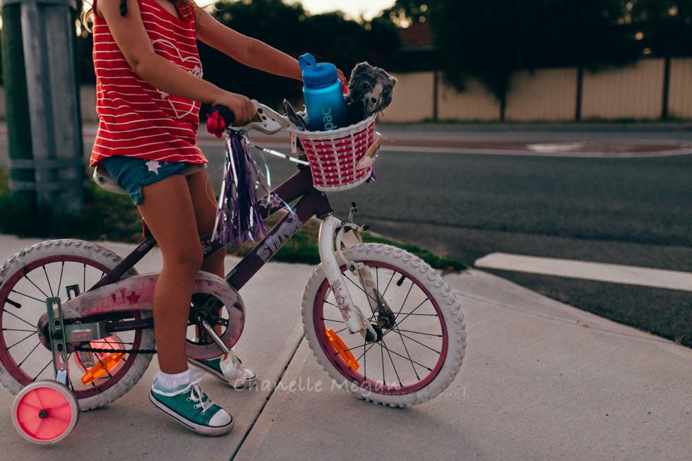 bike ride home
