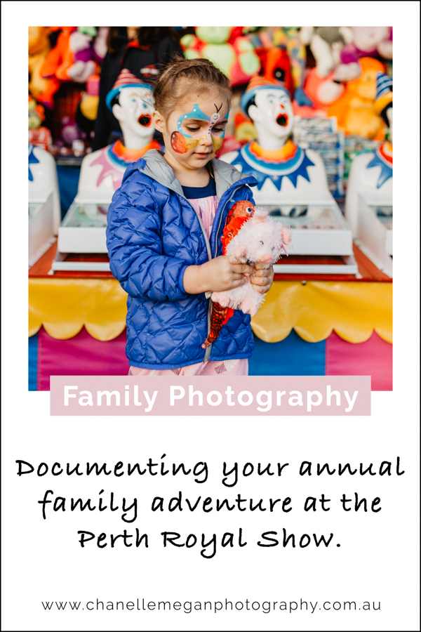 Family Photography at the Perth Royal Show by Chanelle Megan Photography
