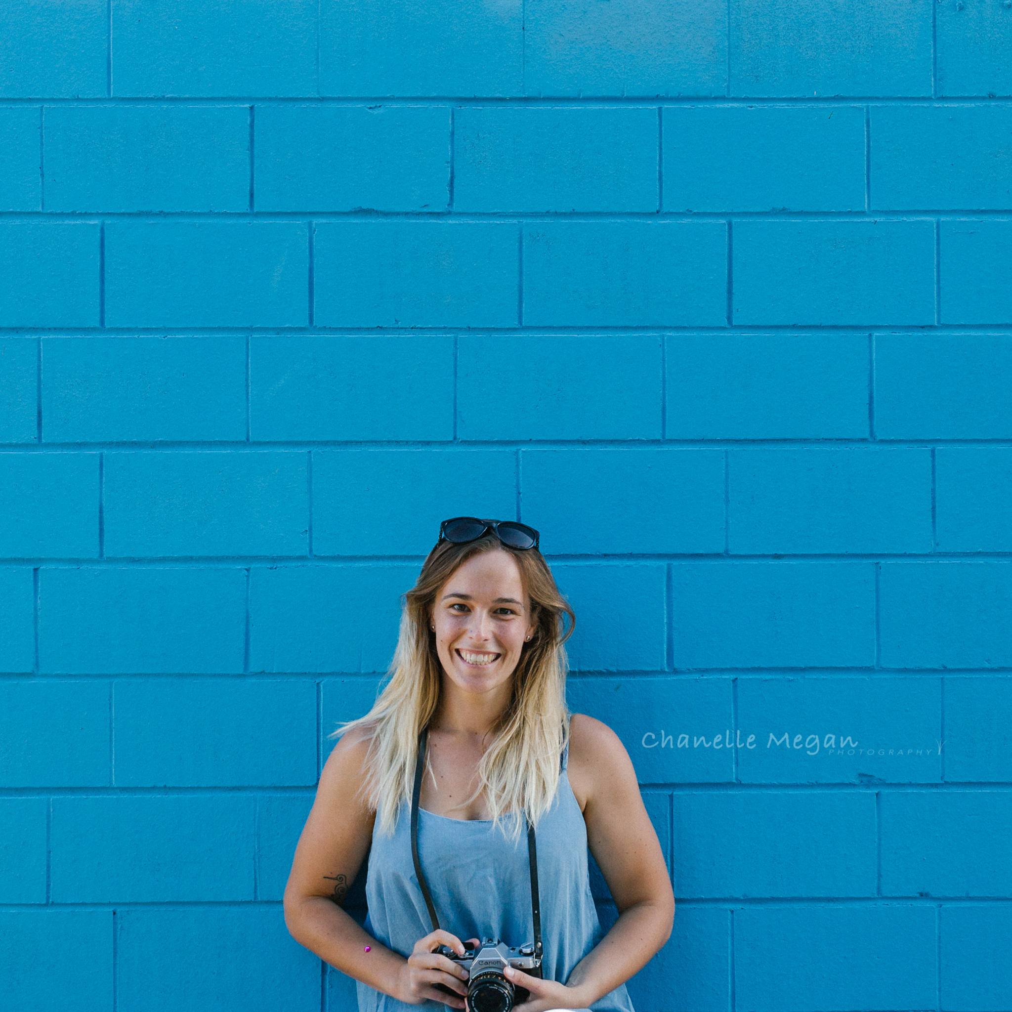 I am Chanelle, the Mama behind the lens at Chanelle Megan Photography