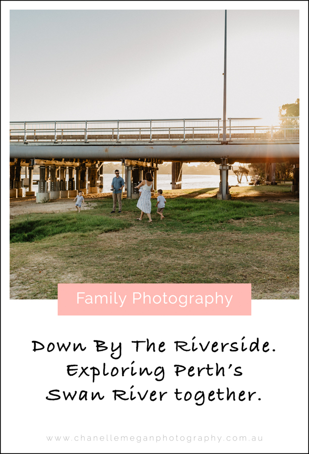 Outdoor Family Lifestyle Photography by Chanelle Megan Photography in Perth