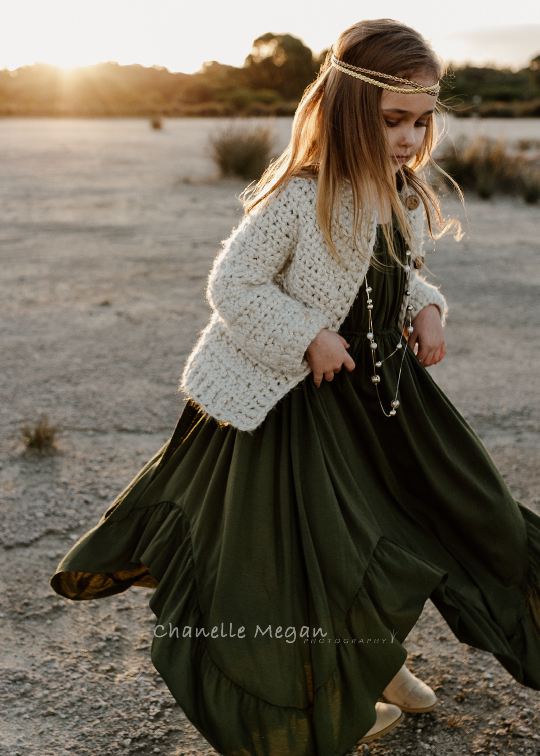 Chanelle Megan Photography captures candid photography of your children