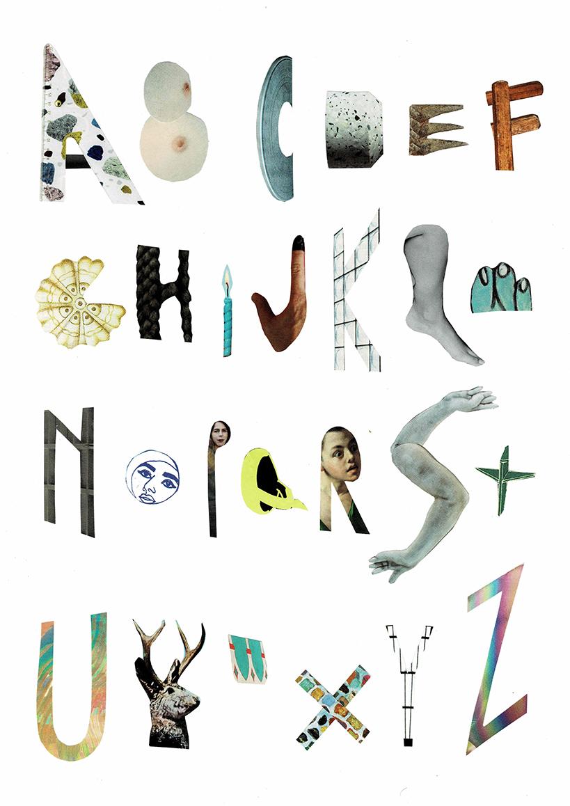 Alphabet selon Kmek & Tüt