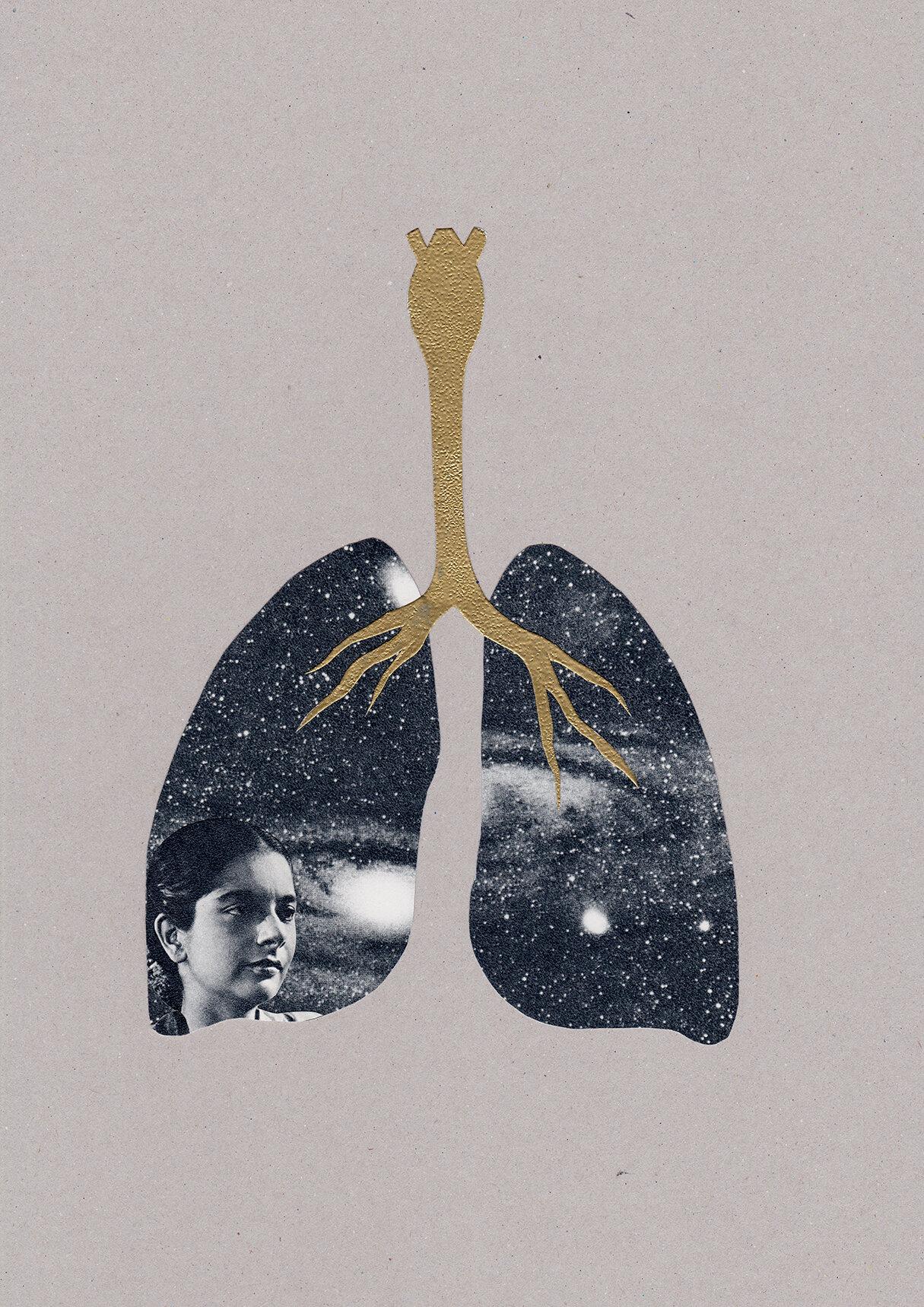 Mes poumons