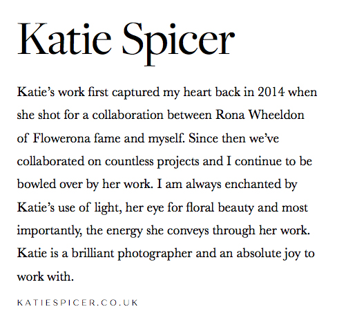 Katie Spicer Photography - Storytelling photography for beautiful + meaningful brands