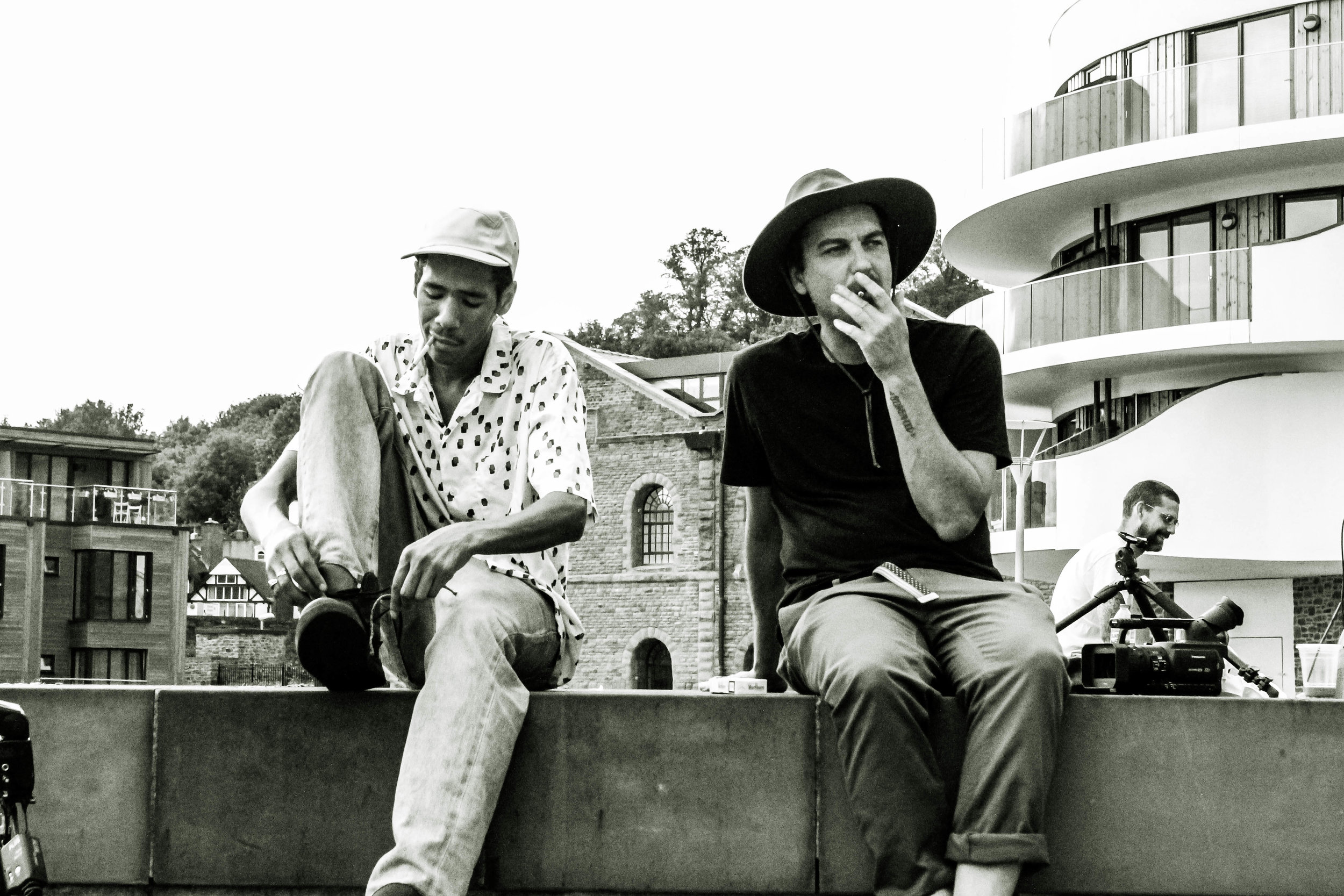 Lucian & Dennis - Bristol