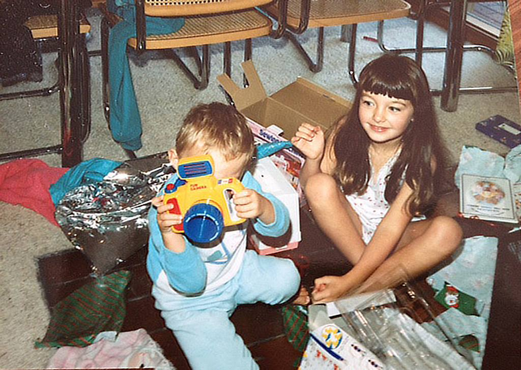 Christmas, 1992, where the love of photography was born.