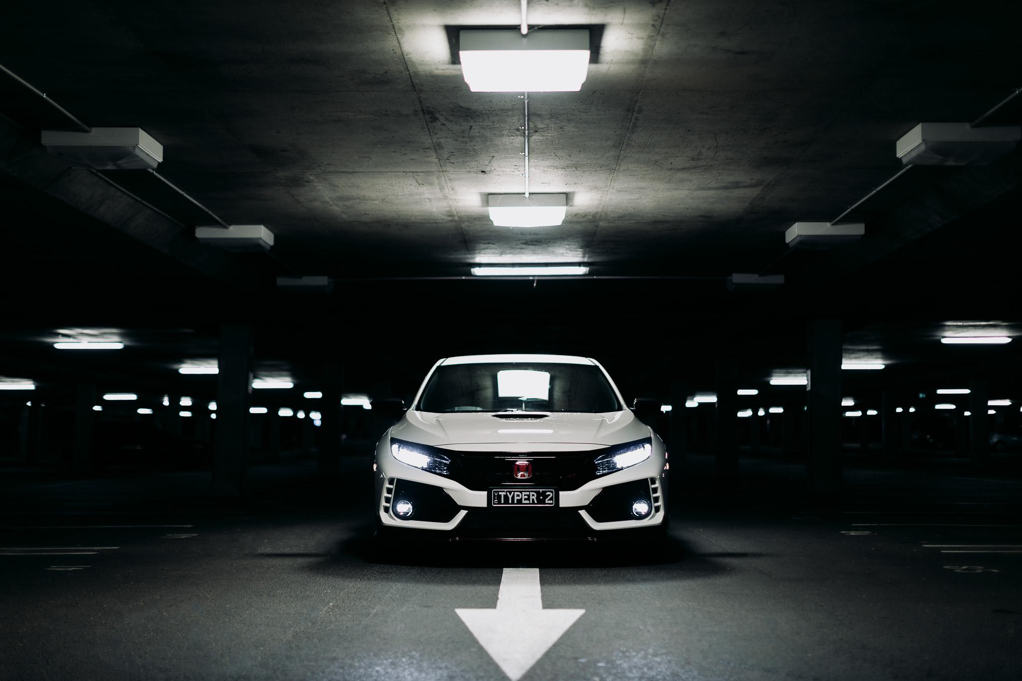 Honda Civic Type R +Carbon