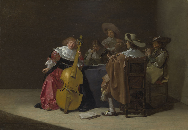 A Musical Party  1633, Jan Olis.jpg