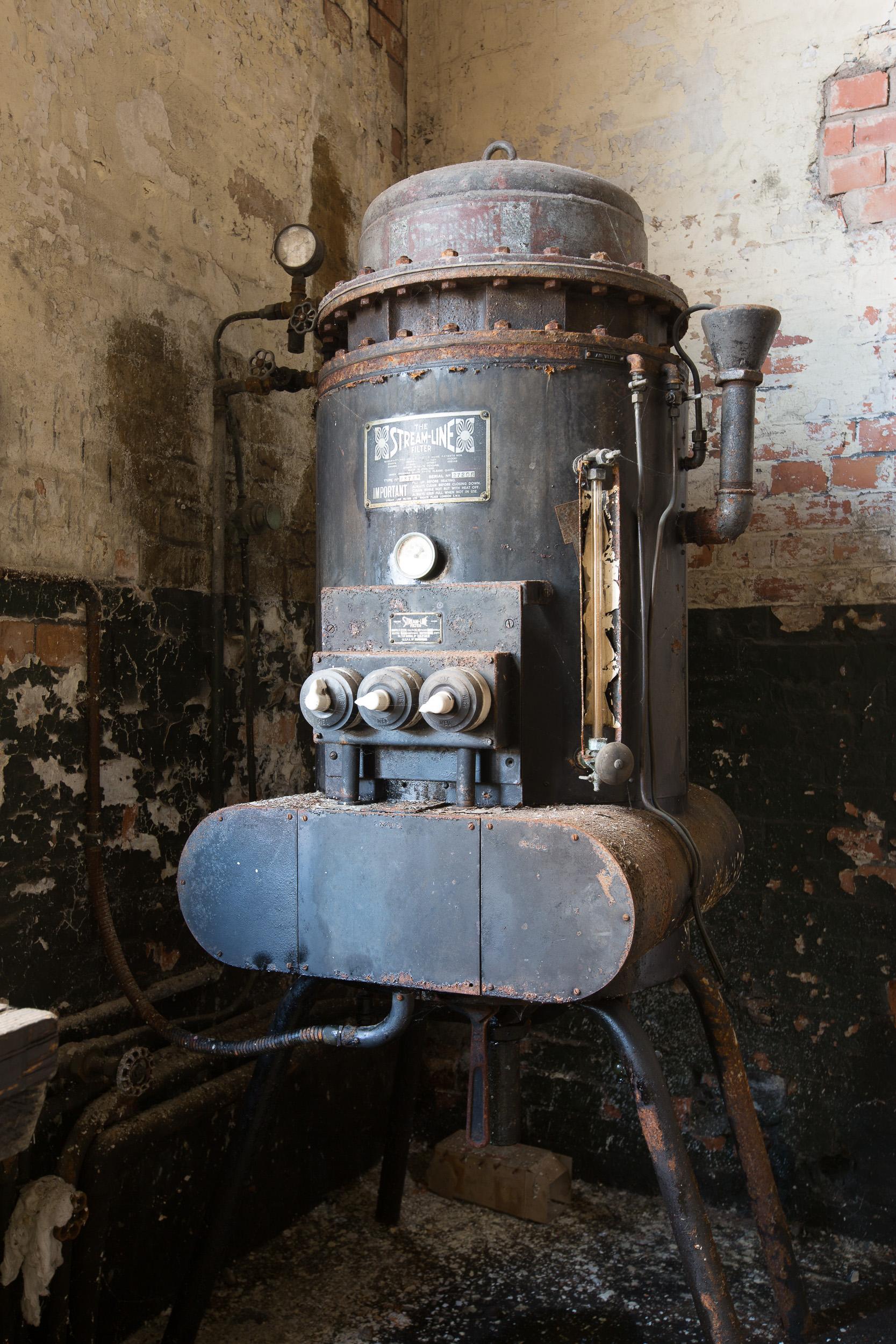 Tone Dale Mill