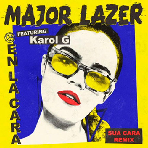 Nominated at Billboard Latin Music Awards  2018, Karol G, new Cover album with 60´by Wilde Sunglasses.