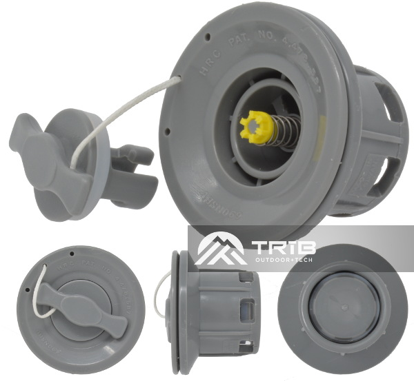 Halkey-Roberts New Short - airCap HR is compatible with this valve.Buy this valve