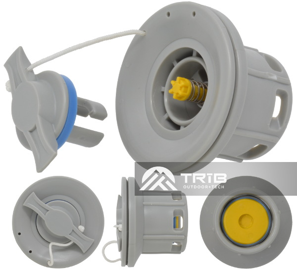 Summit 2 - airCap HR is compatible with this valve.Buy this valve