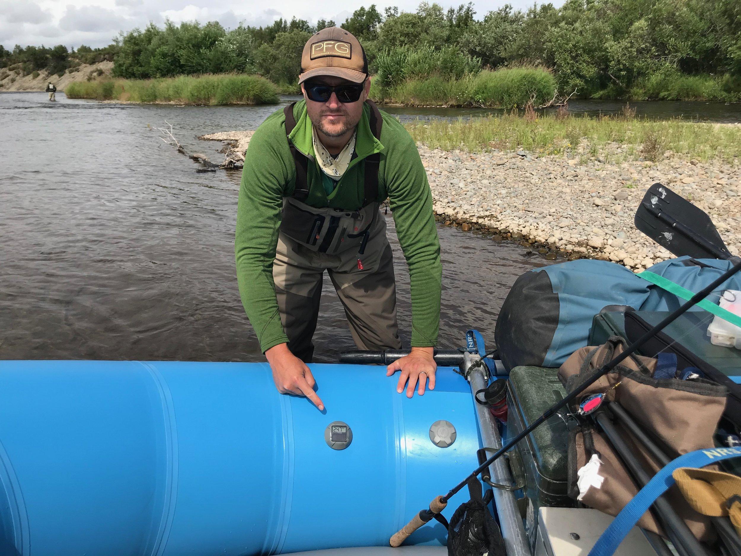 July 2019 Winner - Alagnak River, AK