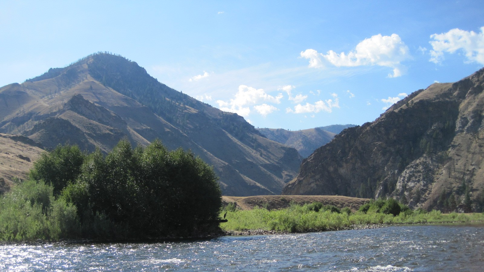 The Source of Inspiration - Middle Fork Salmon River