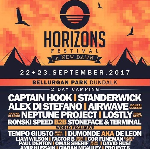 DEAN BRENNAN HORIZONS PROMO MIX LIVE ON THE AFTER PARTY -