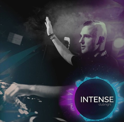 ADAM COLLINS -LIVE FROM INTENSE CLUBNIGHT LAUNCH, DUBLIN -