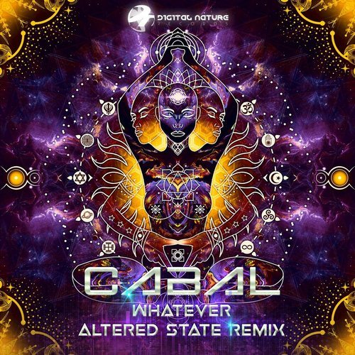 CABAL - WHATEVER (ALTERED STATE REMIX) - 23.04.2018