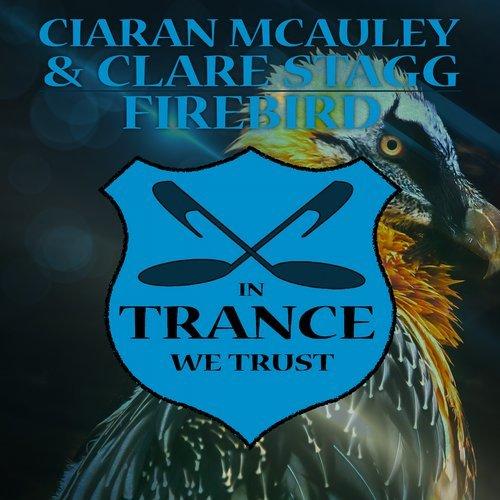 CIARAN MCAULEY & CLARE STAGG - FIREBIRD - 06.07.2015