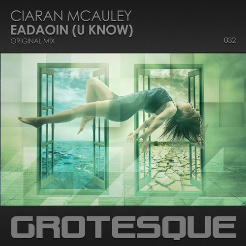 CIARAN MCAULEY - EADAOIN (U KNOW) - 01.08.2016