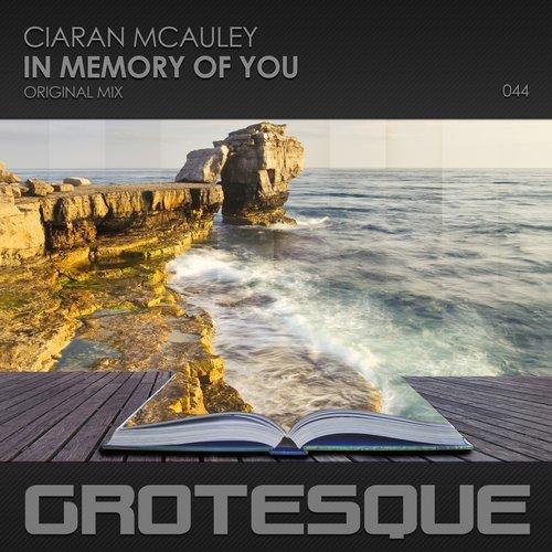 CIARAN MCAULEY - IN MEMORY OF YOU - 23.01.2017