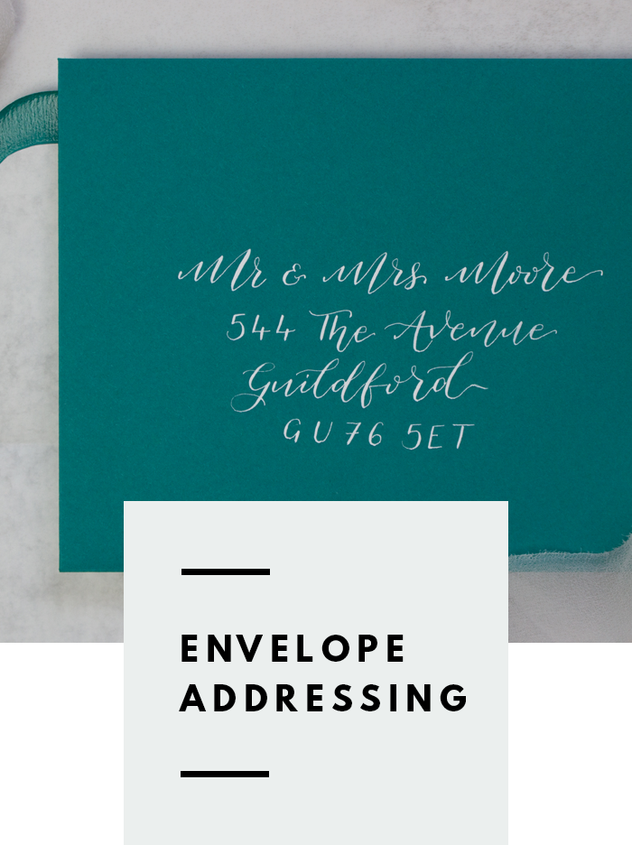 Envelope Addressing