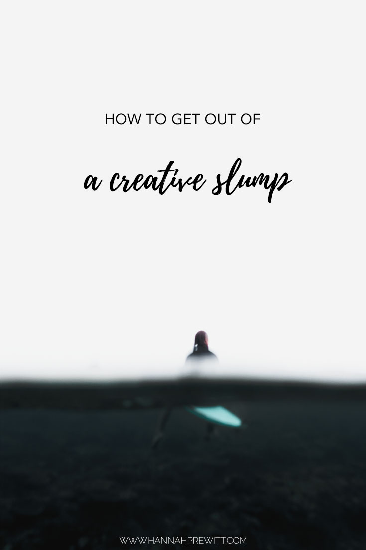 Photography inspiration - How to get out of a creative slump