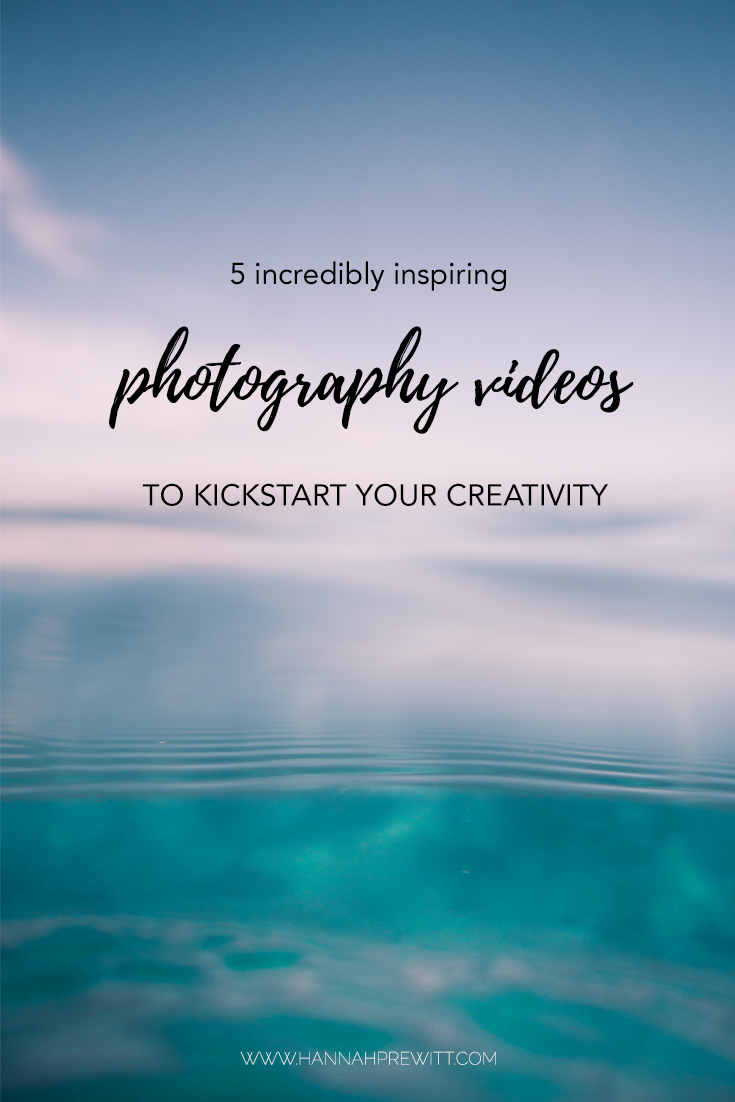 best inspirational photography videos