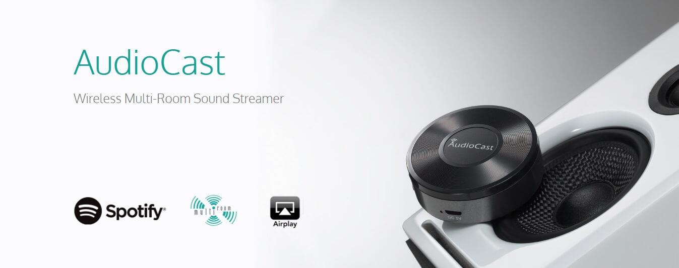 Audicast.jpg เครื่อง Sonos ไทย ดีไหม เครื่องเสียงไร้สาย ลำโพง Sonos ราคา ลำโพงไร้สาย เครื่อง ขยาย เสียงไร้สาย เครื่องรับส่งสัญญาณเสียงไร้สาย ระบบเสียงไร้สาย ระบบเสียงหลายห้อง iEAST/Audiocast