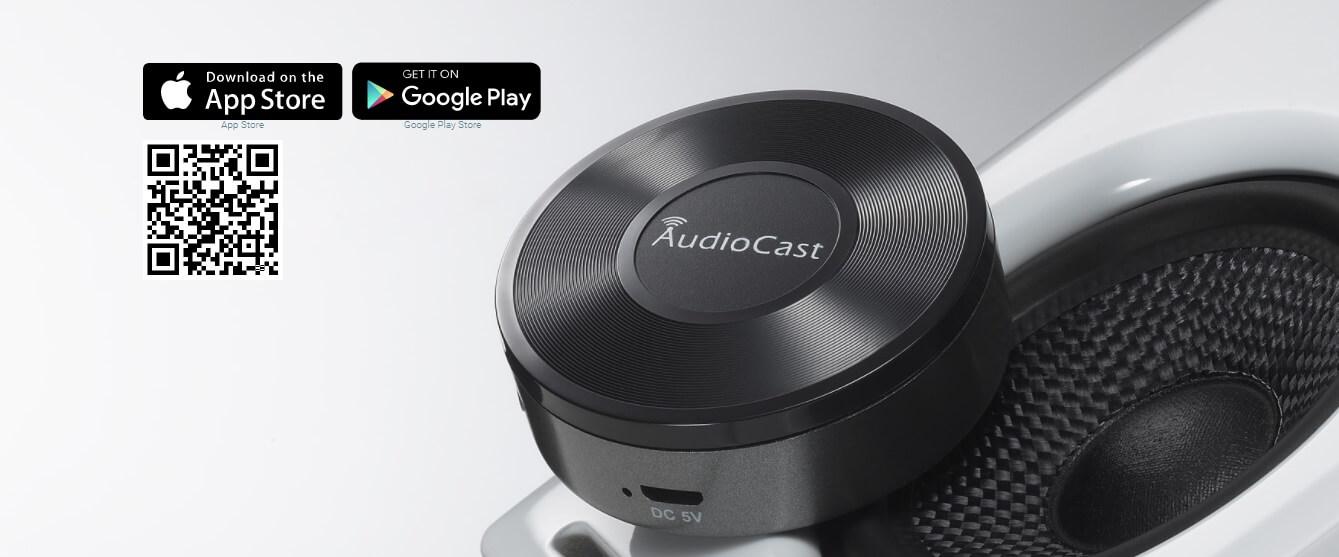 Audiocast2.jpg เครื่อง Sonos ไทย ดีไหม เครื่องเสียงไร้สาย ลำโพง Sonos ราคา ลำโพงไร้สาย เครื่อง ขยาย เสียงไร้สาย เครื่องรับส่งสัญญาณเสียงไร้สาย ระบบเสียงไร้สาย ระบบเสียงหลายห้อง iEAST/Audiocast