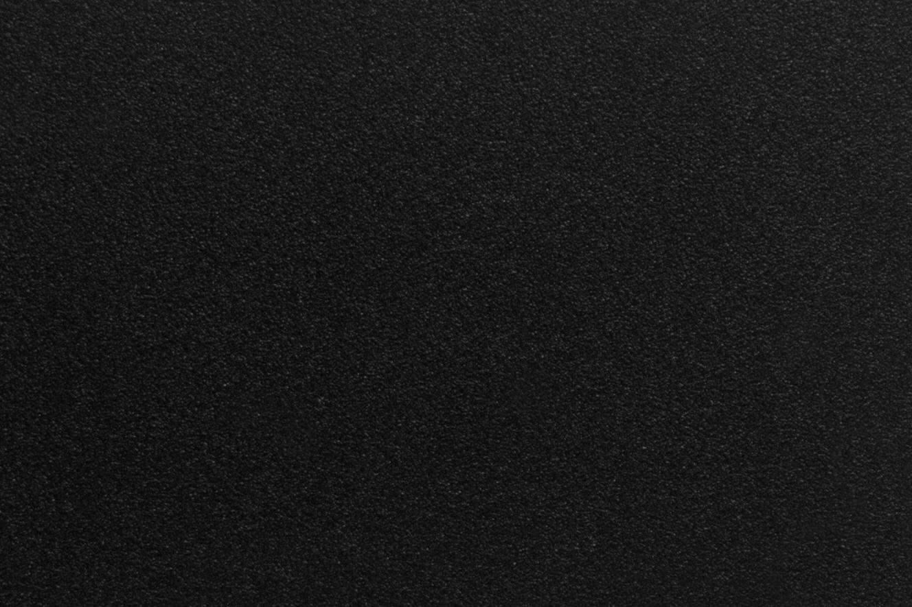 Matte Black Texture