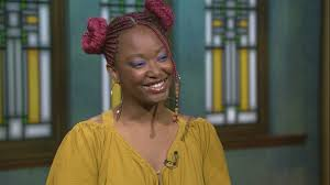 Patricia Frazier, National Youth Poet Laureate on Chicago Tonight, WTTW