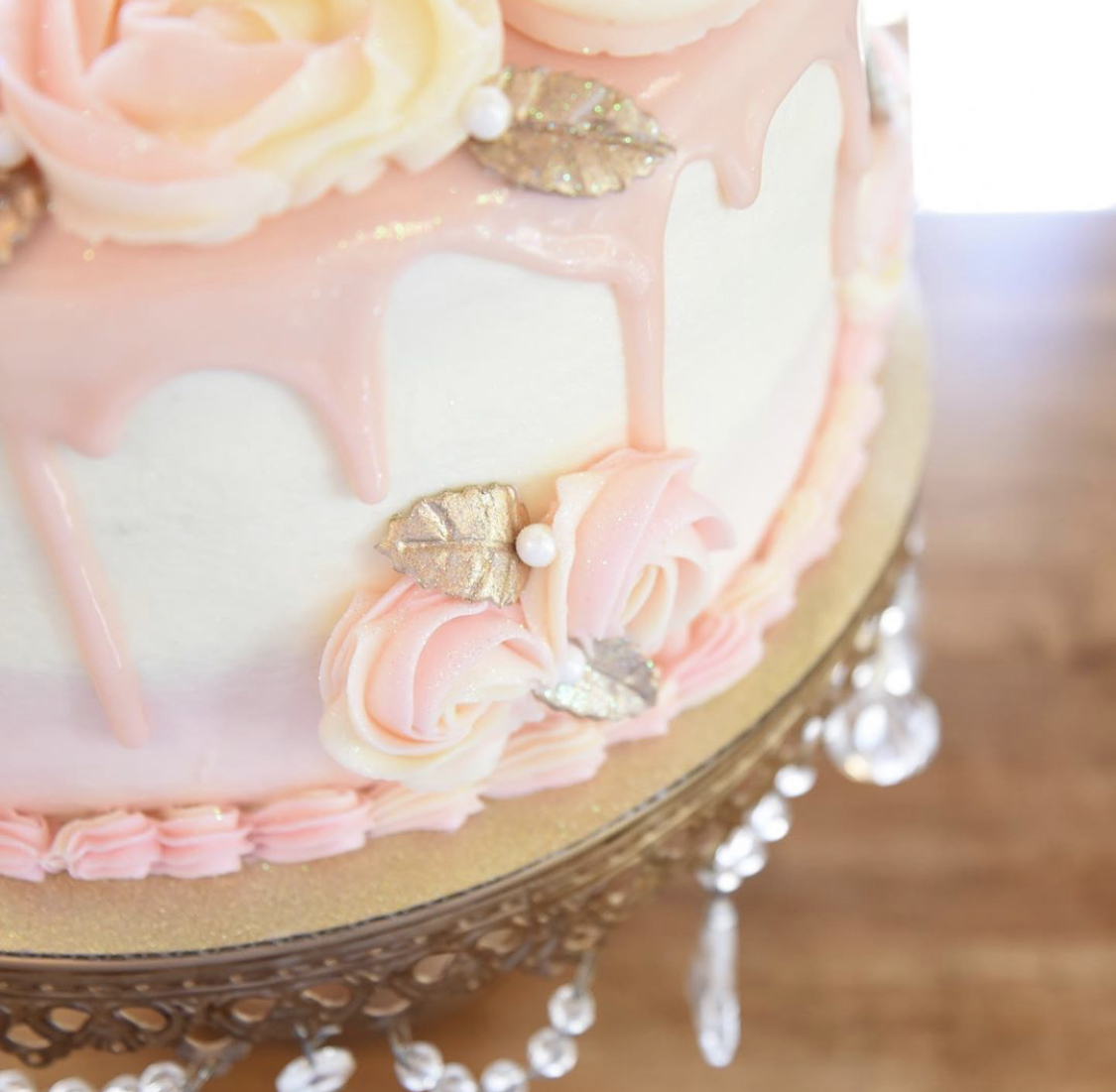 """Cake Pricing Guide - All of our speciality cakes are traditional sponge, with your choice for flavor and filling. All cakes are round with buttercream, rather than fondant work.4"""" Cake: serves 2-4, $30.00+6"""" Cake: serves 8-10, $50.00+8"""" Cake: serves 15-20, $70.00+10"""" Cake: serves 25-30, $90.00+Please note that base prices include a moderate level of design, please inquire with design specifications for a detailed quotation. Photo inspiration is a great starting point."""