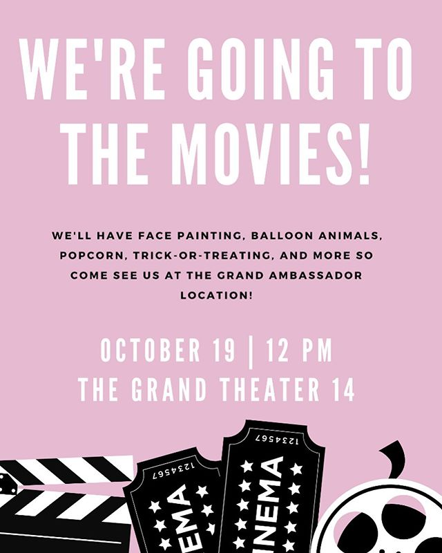 🚨 The announcement is out! 🚨 Bonne Vie Macarons will be CLOSED tomorrow (Saturday) so we can be at The Grand 14 for their Family Trick-or-Treat event! . The BVM girls will be there with costumes, candy, balloon animals, face painting and so much more before the screening of the new Addams family film! Catch 'em at noon tomorrow! . As for Jenny and I, we'll be in Houston scoping out the next coolest thing we can bring back to town 💃🏻 . Check our instastories for all our adventures from Lafayette to Houston, or catch us with our new HOCUS POCUS theme next week! 🧡🙌🏻👻 And happy beautiful-weather weekend! ☀️