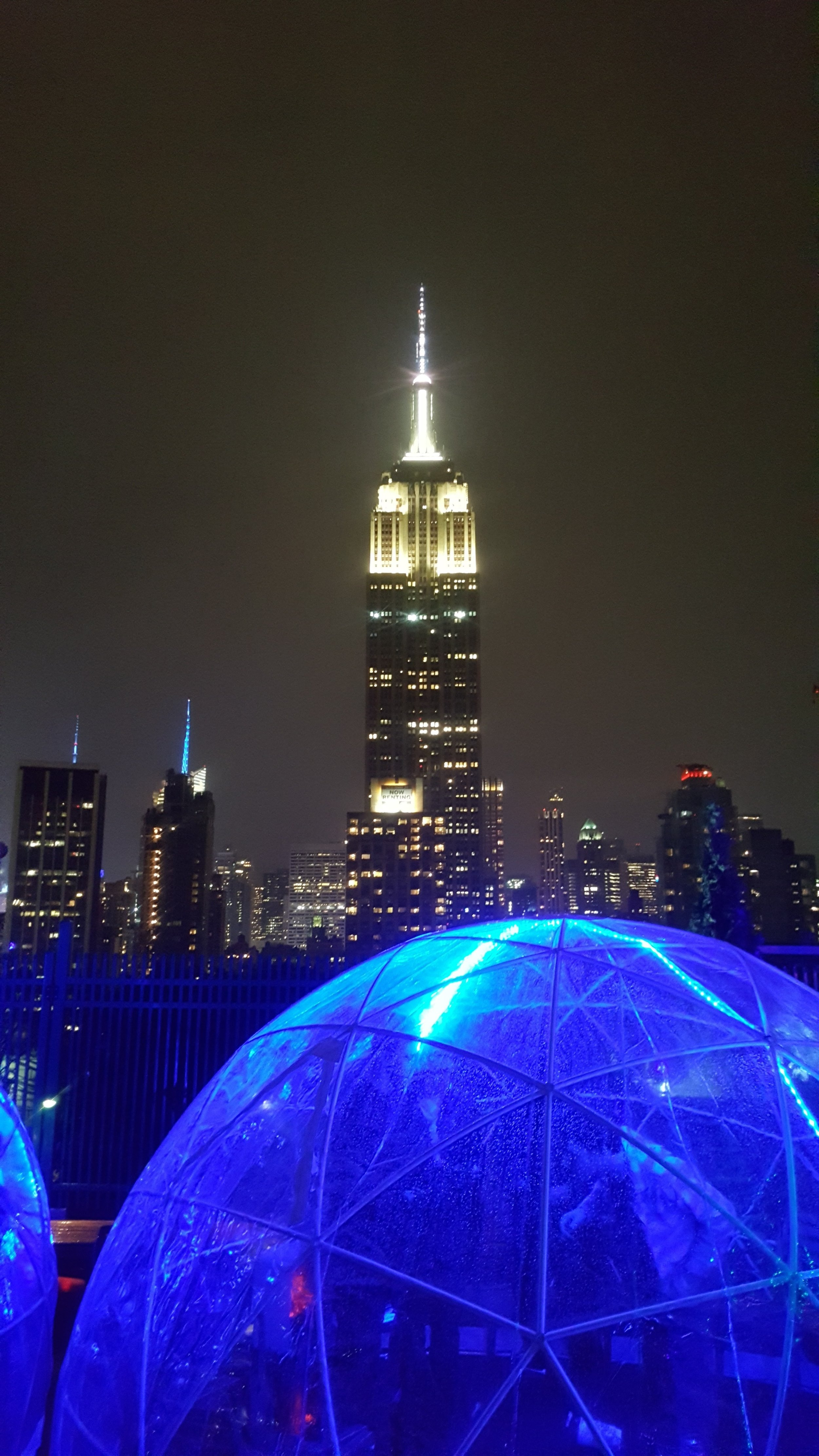 Rooftop winter style in NYC at one of my favorite rooftops in the city.  230 Fifth