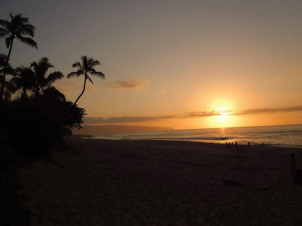 Last minute Hawaii trip that ended up being one of my favorite ever :). Pictured here is Sunset Beach