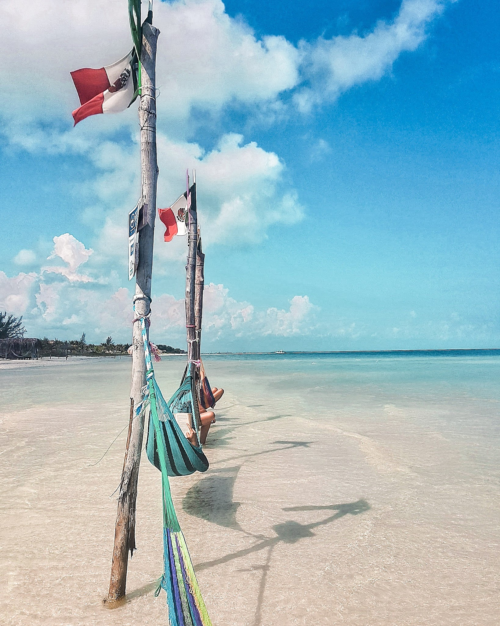 Isla Holbox in Mexico is definitely my happy place!