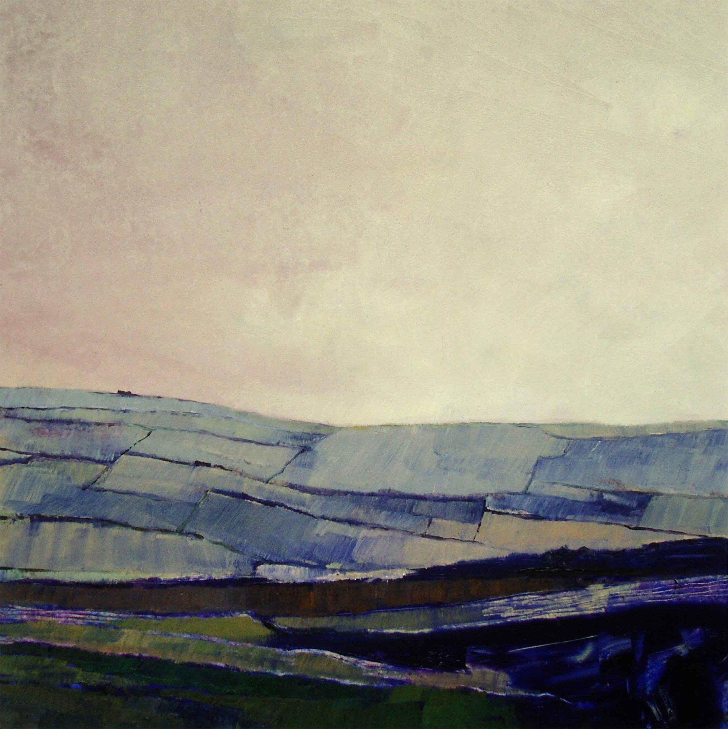 Winter Fields ( Edition of 95 )