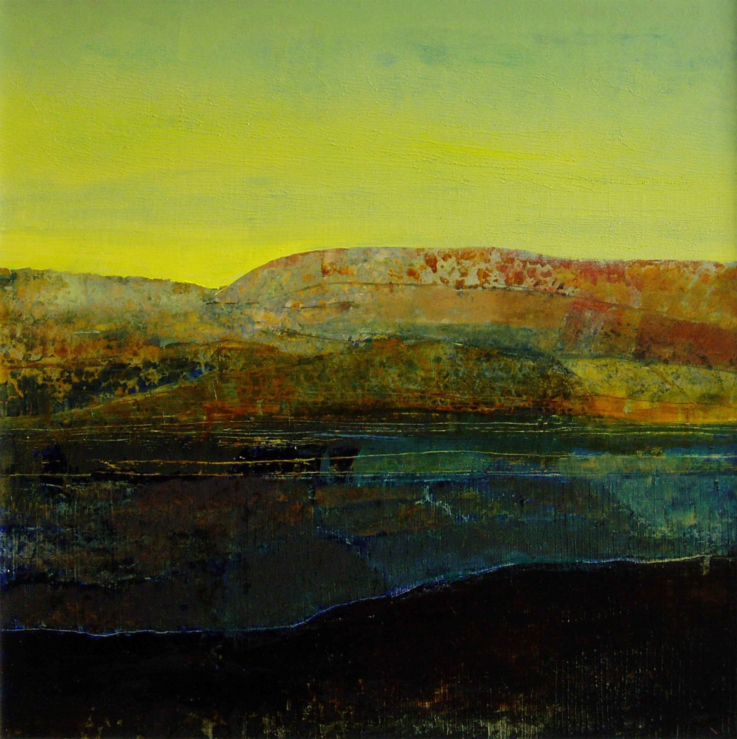 Green And Lemon Sky ( Edition of 195 )